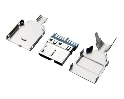 BM 超薄 单排焊线 三件式