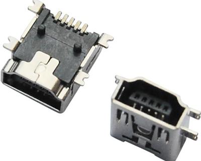 MINI USB 5F A TYPE SMT(type-c生产商)
