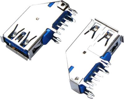 重庆USB 3.0 AF 90°侧插