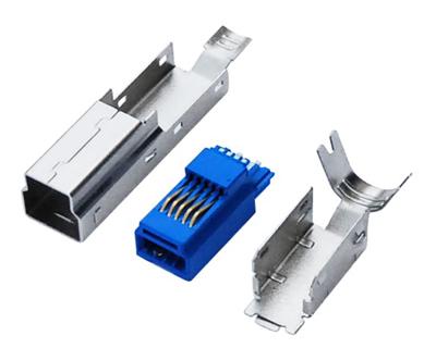 USB 3.0 BM 焊线 三件式