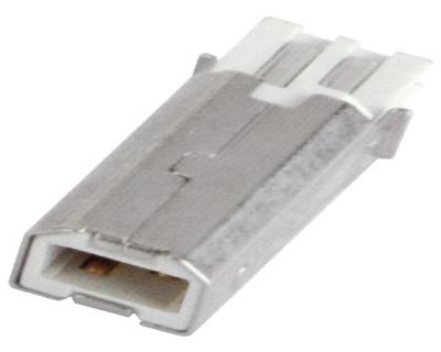 USB BM 焊线 短体 一件式