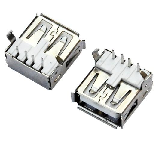 USB AF 90°DIP 反向型