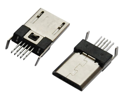 MICRO USB 5M B TYPE SMT