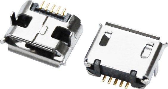 MICRO USB 5F B TYPE DIP 7.20
