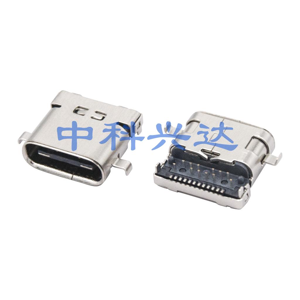 TYPE CF 24P DIP+SMT沉板式