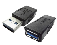 广州USB AM 3.0座转USB AF 3.0成型式