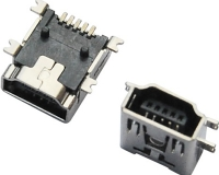 MINI USB 5F A TYPE SMT(type-c生产商)