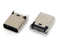 USB C TYPE 夹板1.0短体母座H=9.3