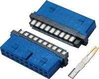 USB 3.0 IDC 20F Y端