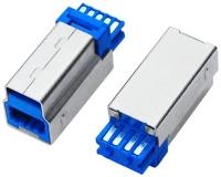 上海USB 3.0 BM 焊线 短体一件式