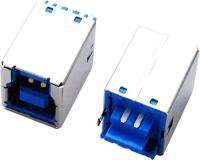 USB 3.0 BF180°焊线式