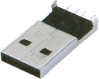 USB AM SMT 加长型