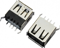 USB AF 180°DIP 半包 L=13.5