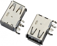 USB AF 90°侧插 长体