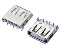 浙江USB AF 90°DIP 沉板式