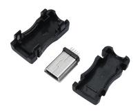 MINI USB 10M 焊线(飞利浦款)