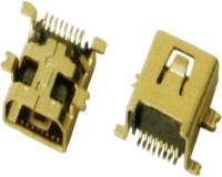 MINI USB 8F SMT 四脚 SMT
