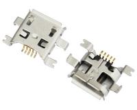 上海MICRO USB 5F B TYPE 沉板 0.70 前插后贴