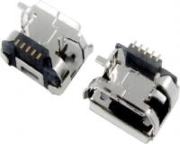 上海MICRO USB 5F B TYPE SMT 加高型