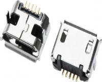 上海MICRO USB 5F B TYPE DIP 7.20
