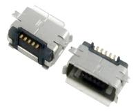 MICRO USB 5F AB TYPE SMT