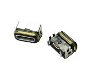 MICRO USB防水四脚插板