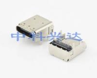 TYPE CF 24P DIP+SMT板到中心3.40MM