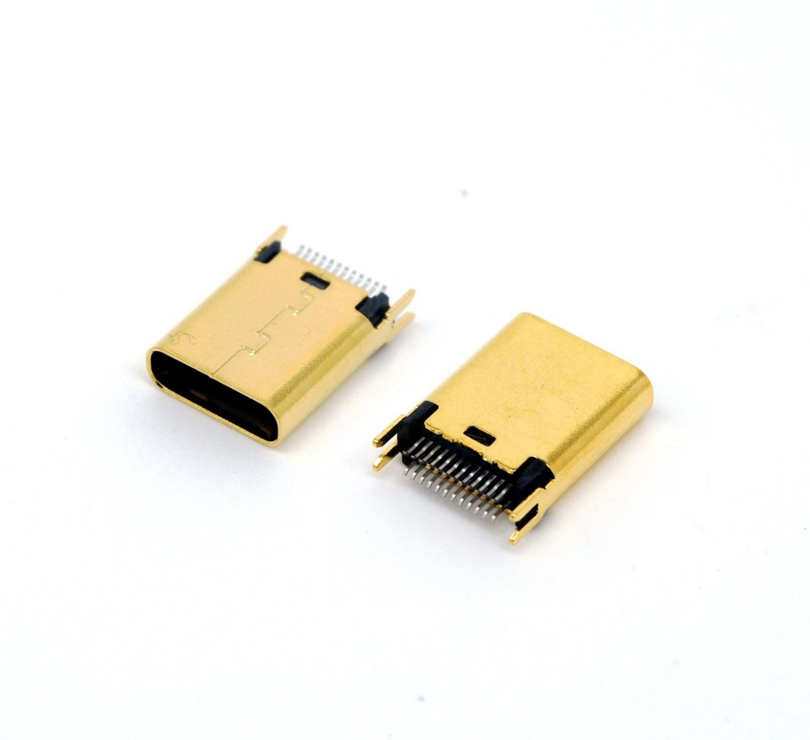type-c厂家告诉你usb type-c接口的优点